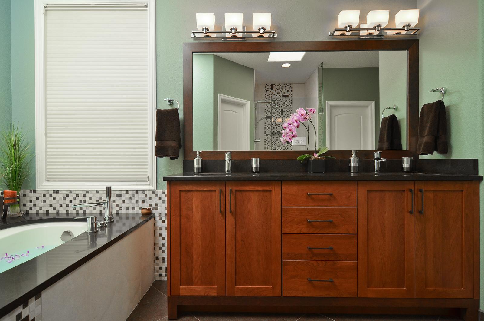 bathroom vanities Ovation Design-Build