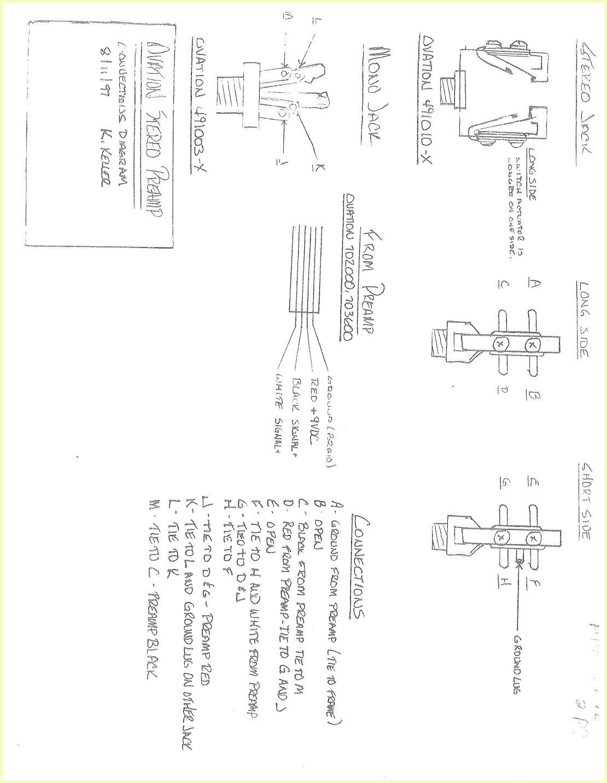 Stereo Schematics
