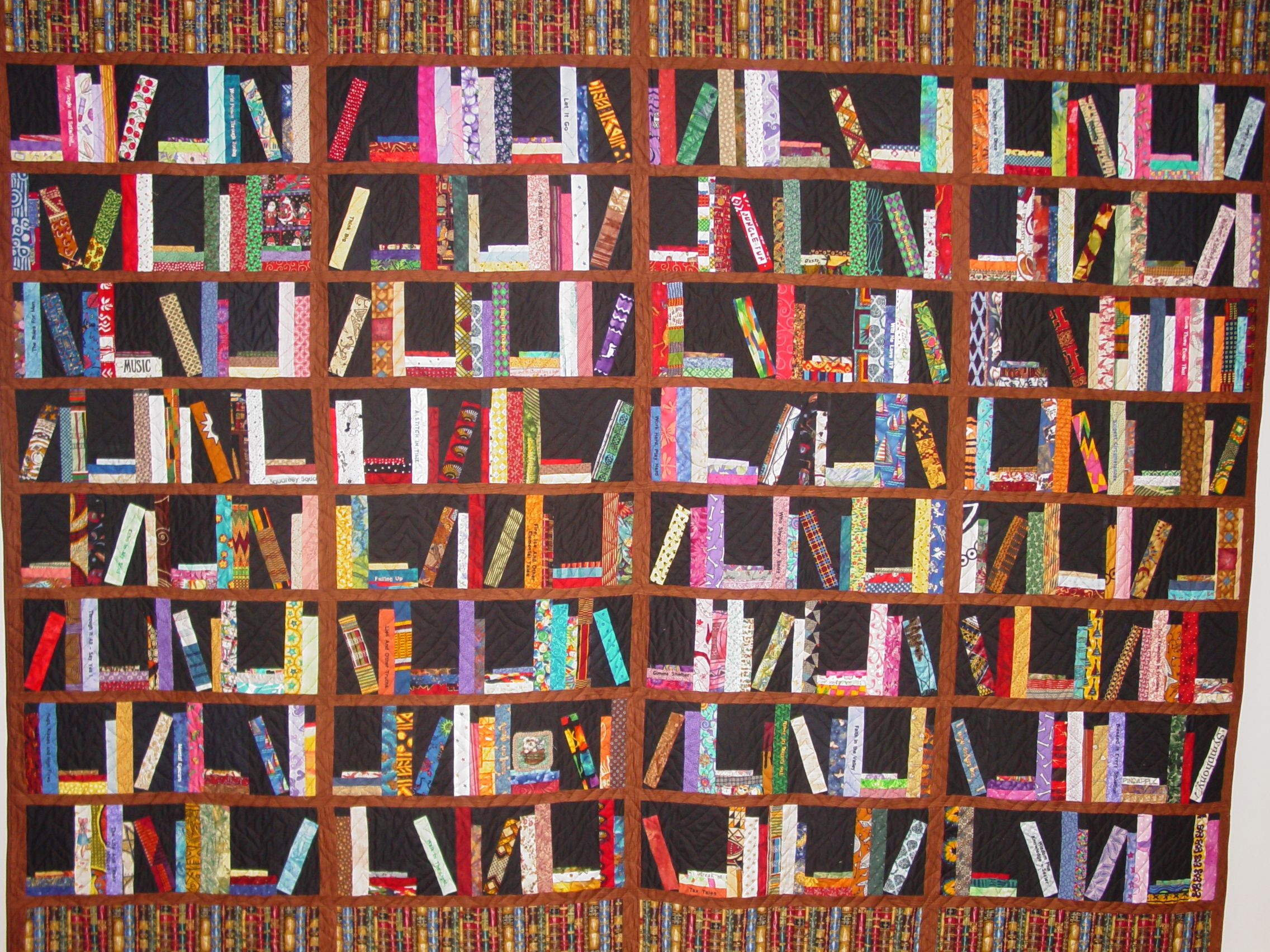 Fulton County Attorney Law Libray, 84 x104 inches, by O.V. Brantley, 2005