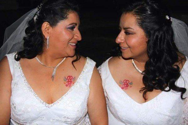 lesbianas casadas en mexico