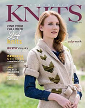 Interweave Knits Fall 2013