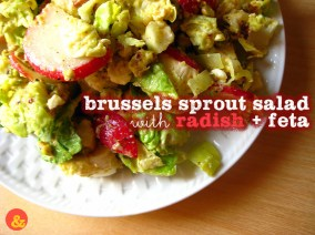 BrusselsSproutSalad