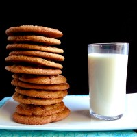 salted milk chocolate chip cookies