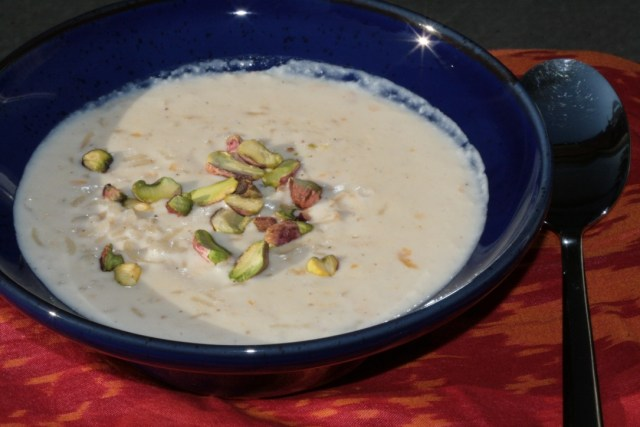 Kheer for Kojagiri