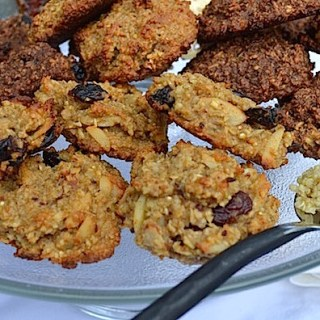 Amy's Gluten-Free Breakfast Cookies