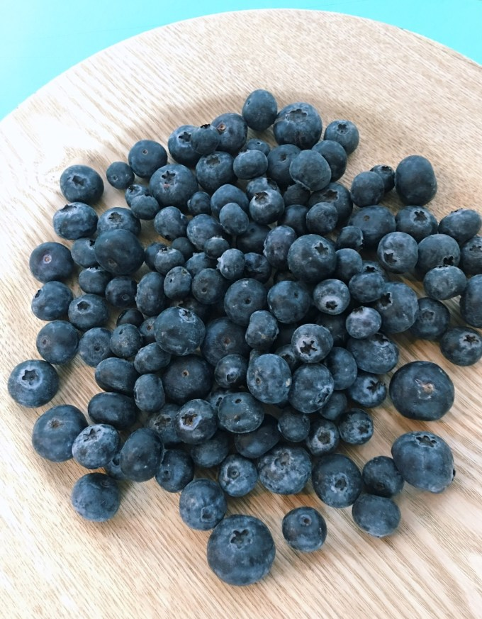 blueberries, berries, fruit