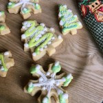 cookies, butter, Christmas, cookie cutter, snack