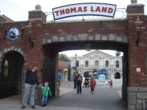 www.over40andamumtoone.com We have arrived!, A trip to Thomasland