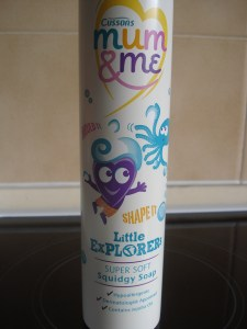 Cussons Mum & Me Super Soft Squidgy Soap