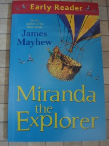 Miranda the Explorer, Early Readers from Orion