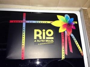 Rio, A Taste of Brazil.Brazilian cuisine