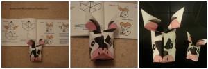 Popagami - a new take on origami