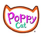 Poppy Cat logo, Underwater Adventures with Poppy Cat