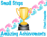 Small Steps Amazing Achievements