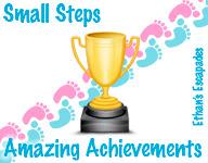Small Steps Amazing Achievements