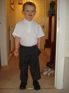 A week at Nursery School
