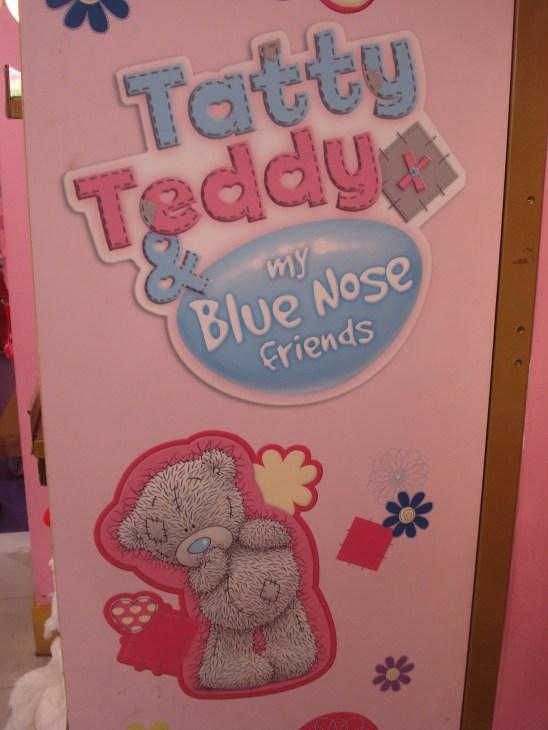 of Tatty Teddy & My Blue Nose Friends!