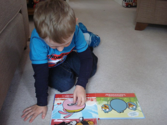 Angry Birds, Top That! Publishing