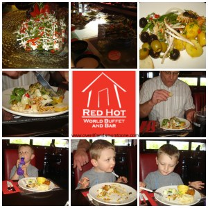 Red Hot World Buffet, Our first trip to Red Hot World Buffet