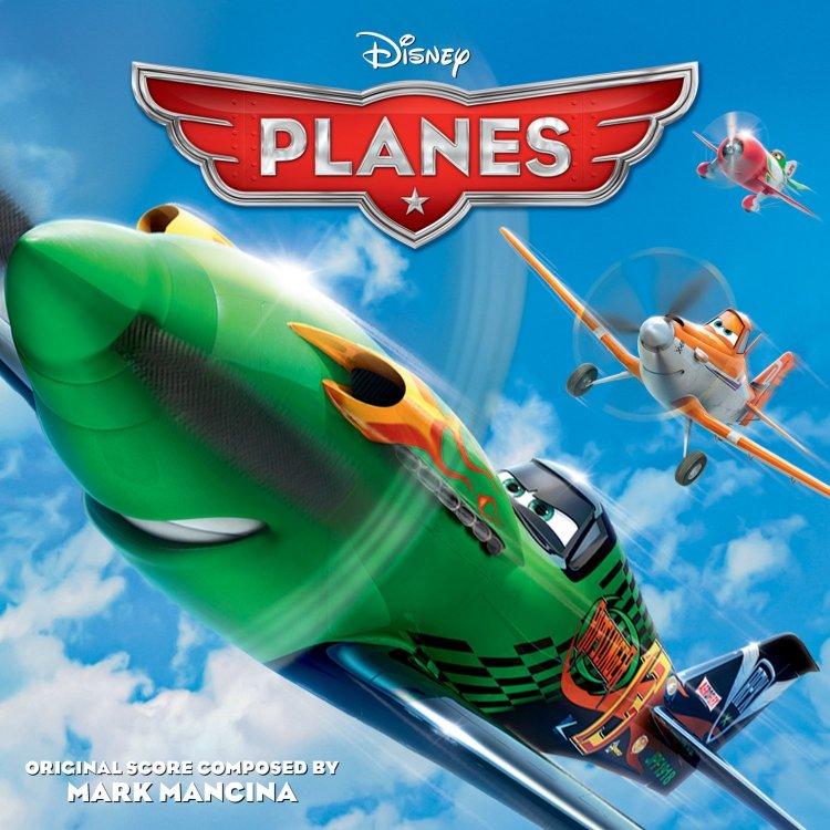 Disney Planes Soundtrack