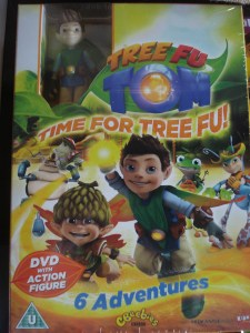 Tree Fu Tom, Time for Tree Fu! DVD