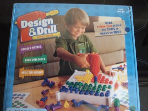 Design and Drill Activity Center