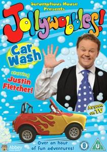 Jollywobbles! Car Wash DVD