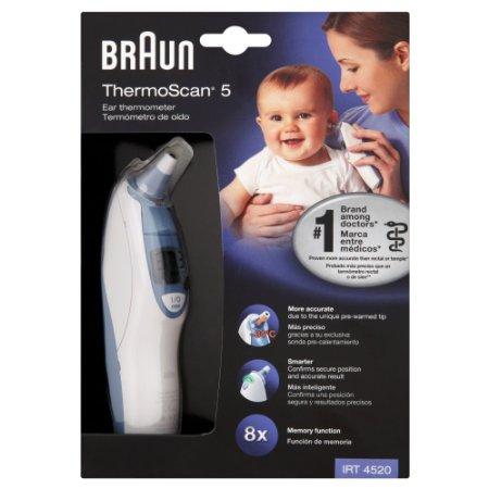 Braun ThermoScan 5