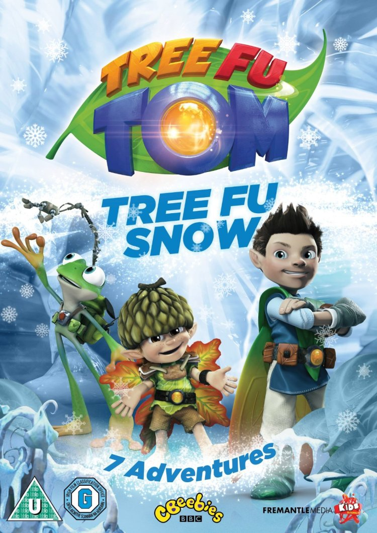 Tree Fu Snow DVD