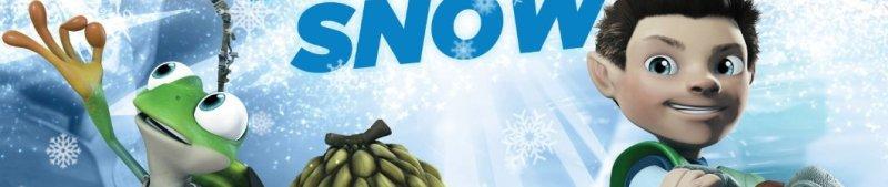 Tree Fu Snow DVD