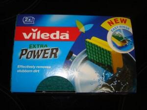 Vileda Extra Power Scourer