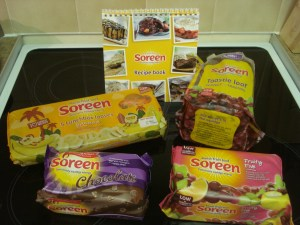 Eating in with The Spice Tailor, Tilda and Soreen