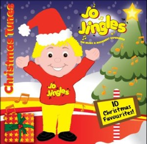 Christmas stocking fillers from Jo Jingles