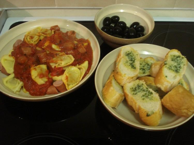 Dinner with Giovanni Rana