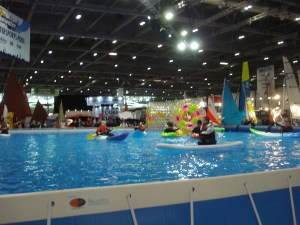 London Boat Show 2014