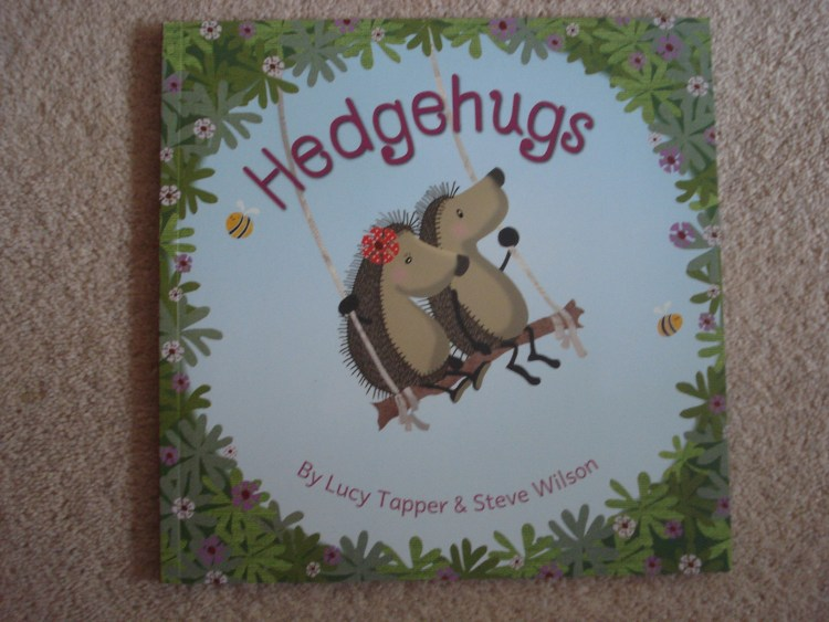 Blog Birthday Review and Giveaway - Hedgehugs