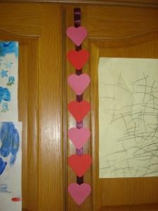Paper Valentines
