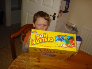 Blog Birthday Review and Giveaway - Doh Nutters