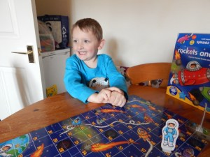 One letter at a time