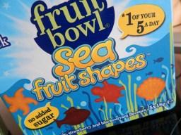 Fruit Bowl Fruit Shapes