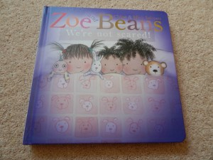 Zoe and Beans
