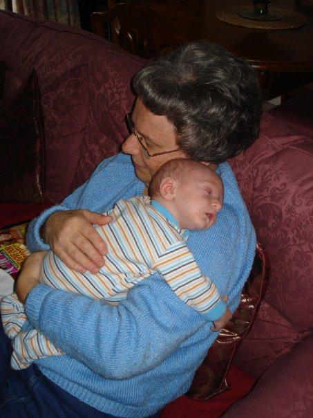 When Monkey met Granny