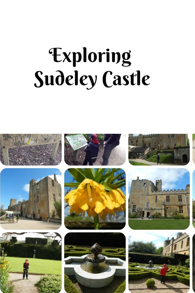 Exploring Sudeley Castle