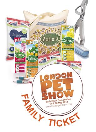 London Pet Show 2014