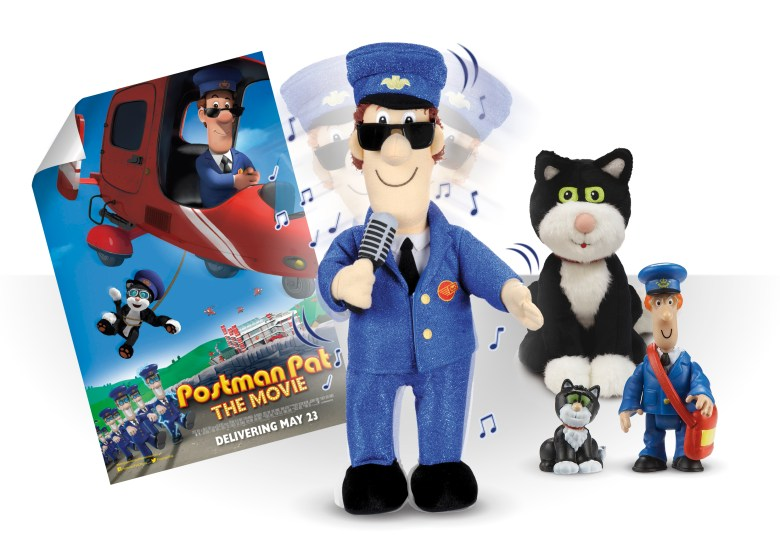 Postman Pat the Movie Goodie Bag
