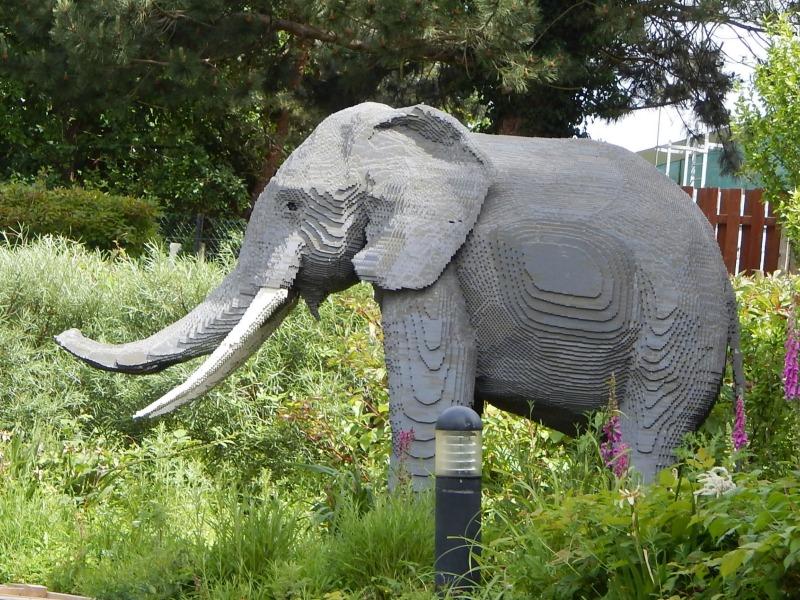 Lego Elephant
