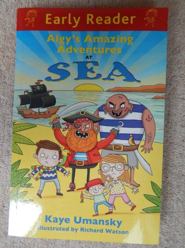 Algy's Amazing Adventures at Sea