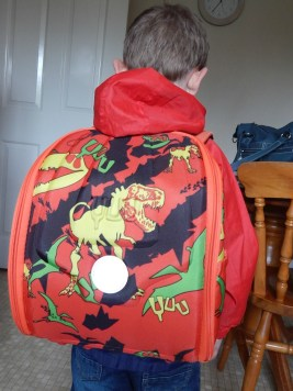 YUUtuu Gruur back pack