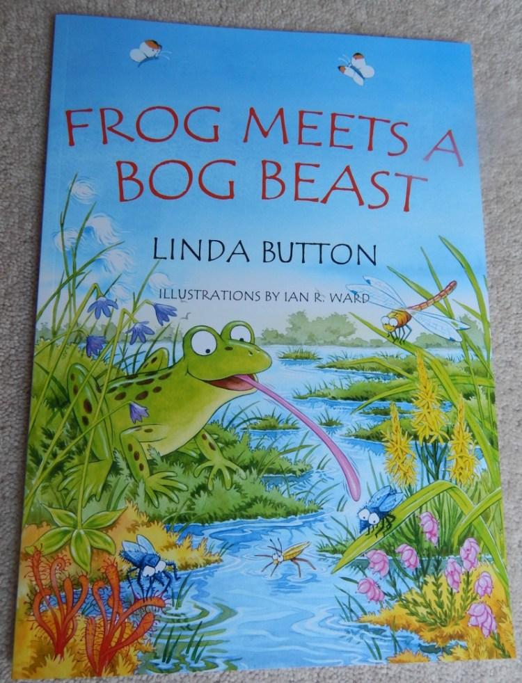 Frog Meets a Bog Beast