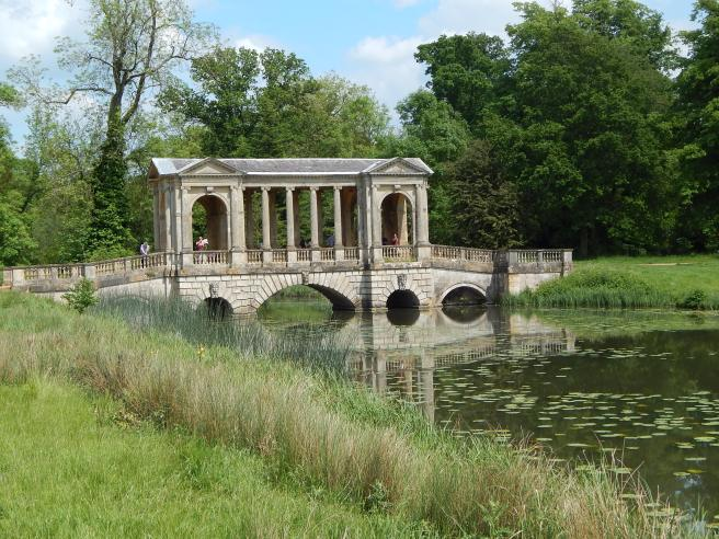 A nature walk around Stowe Gardens